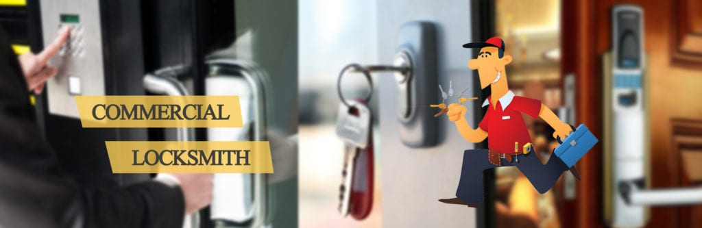 Commercial Locksmith Virginia
